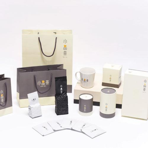 茶葉包裝設計|印刷|小品茶
