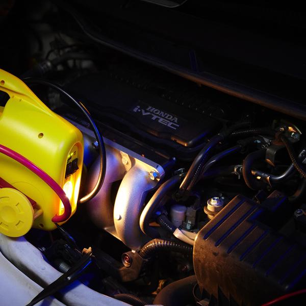 車用電池產品拍攝