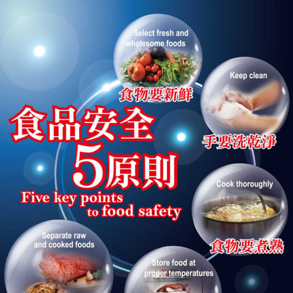 塑膠容器使用宣傳海報設計 臺北市衛生局