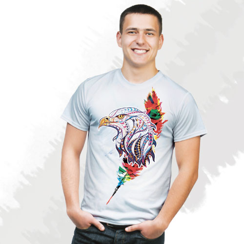 DM設計|印刷|中釉紡織墨水