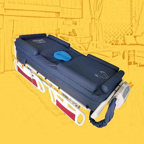 醫療器材A3對摺DM設計
