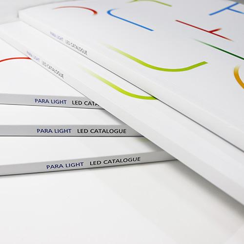 光鼎LED型錄設計+攝影+印刷