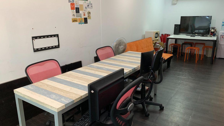 深白設計辦公桌DIY