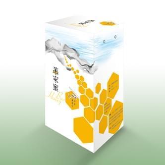 蜂蜜包裝盒設計