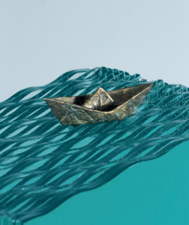 身臨其境的翠藍海浪